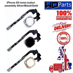 iPhone 5S Touch Screen Assembly Home Power Button Flex Cable Replacement