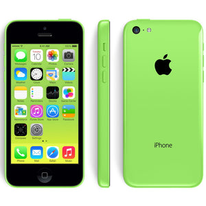 Apple iPhone 5C Green 8GB EE/ORANGE/TMOBILE [PRISTINE] GRADE A Smartphone