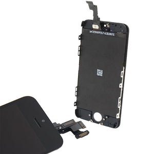 LCD Digitizer iPhone 5C Touch Screen Display Frame Assembly Replacement Black UK
