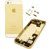 Complete Back Cover Housing Assembly Replacement Pre Assembled iPhone 5s SILVER | GOLD | SPACE GREY