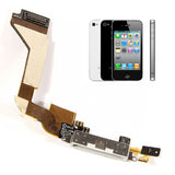 New Iphone Dock Connector Charging Port Flex Cable for iPhone 4 4G