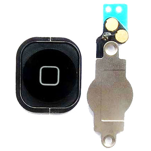 iPhone 5 5G Home Menu Button With Assembly - Replacement BLACK | WHITE