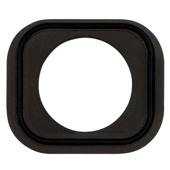 Rubber Home Button Grommet Replacement Adhesive for iPhone 5