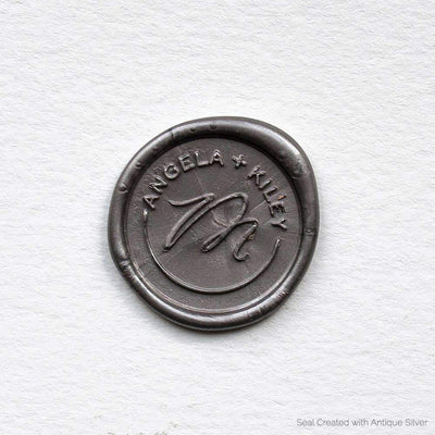 Deluxe Single Initial Wax Seals