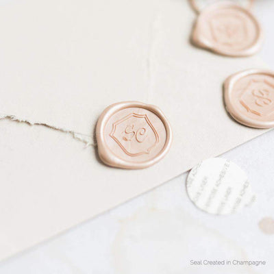 Bella Monogram Wax Seals