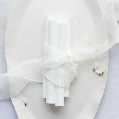 Bright White Sealing Wax Sticks