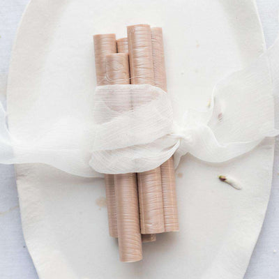 Champagne Sealing Wax Sticks