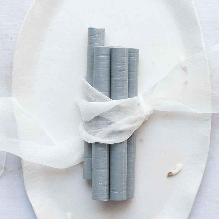 Classic Grey Sealing Wax Sticks