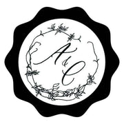 Formal Calligraphy Monogram Wax Stamp