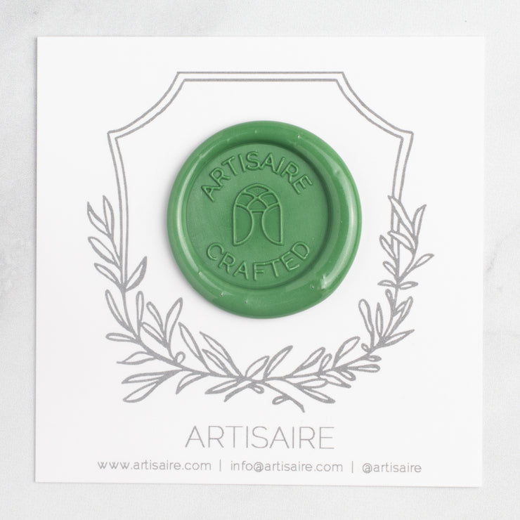 Recycled Edition: Matcha Sealing Wax