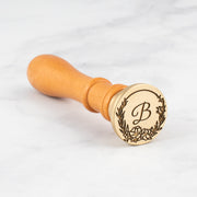 Ainsley Single Initial Wax Stamp