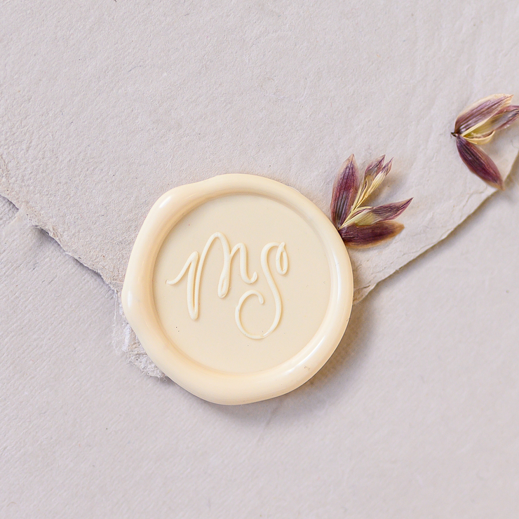 Buttercream Sealing Wax Sticks
