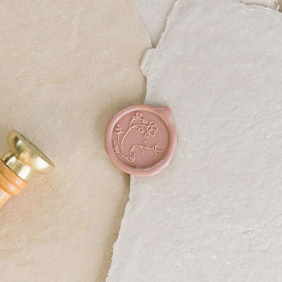 Rosalie Wax Stamp