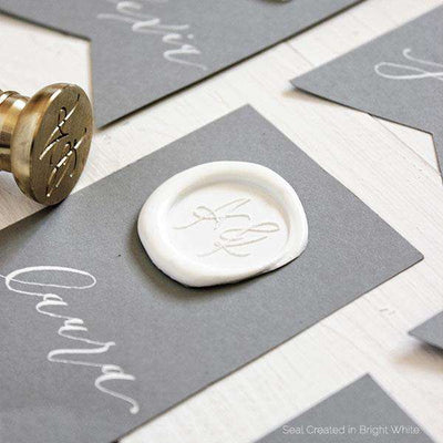 Classic Monogram Wax Stamp