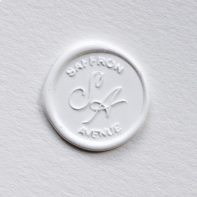 Deluxe Monogram 3 Wax Seals