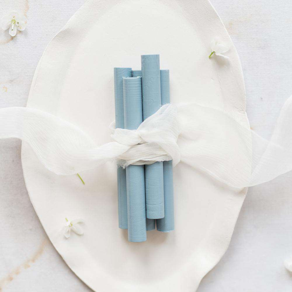 Limited Edition: Dusty Blue Sealing Wax