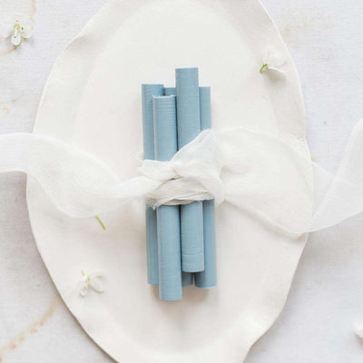Limited Edition: Dusty Blue Sealing Wax Sticks