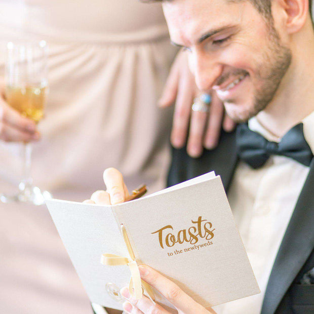 Heirloom Toasting Booklet