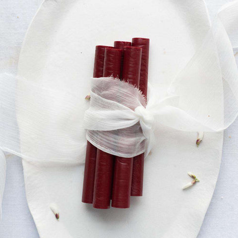 Traditional Red Sealing Wax (5 Pack)