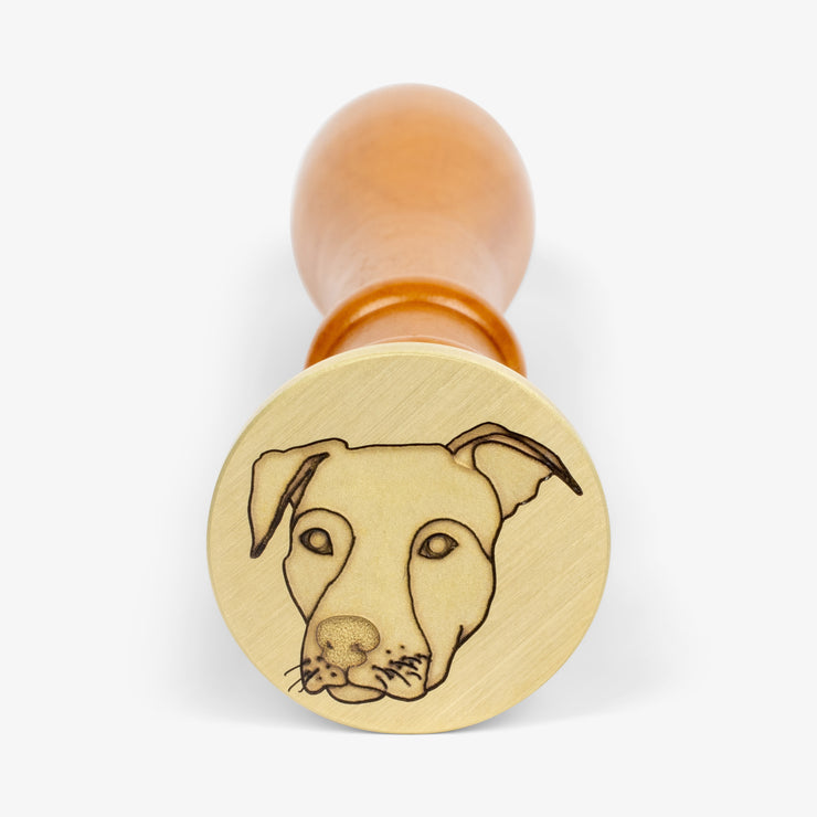 Beau Wax Stamp