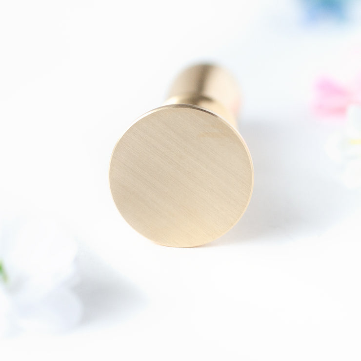 Blank Wax Stamp