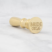 Bride To Be Wax Stamp