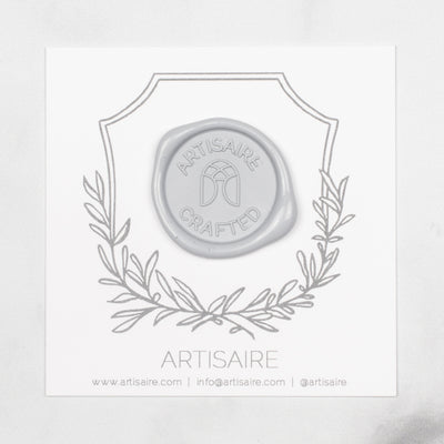 Classic Grey Sealing Wax Swatch