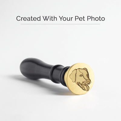 Custom Pet Wax Stamp