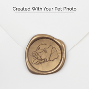 Custom Pet Wax Seals