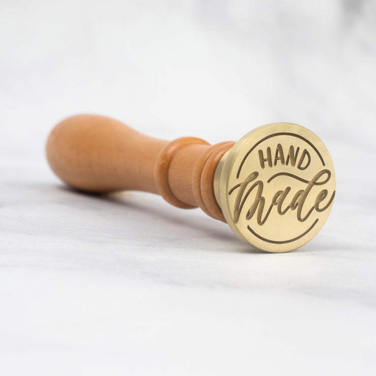 Handmade Wax Stamp