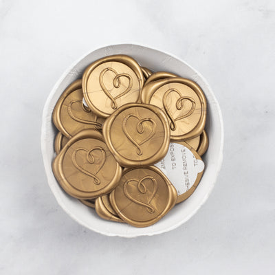 Love Eternal Wax Seals - 25 Pack