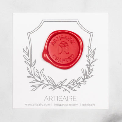 Ruby Sealing Wax Swatch