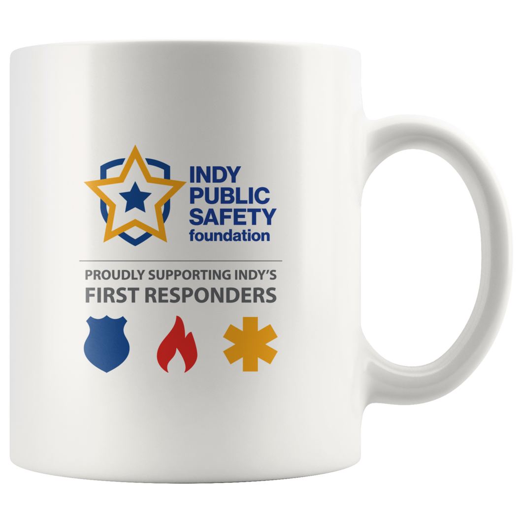 Supporting the Frontline 11 oz. Mug