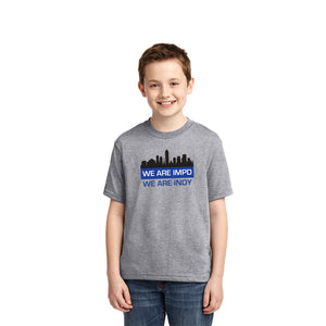 We Are IMPD Youth T-Shirt - LIMITED QUANTITY