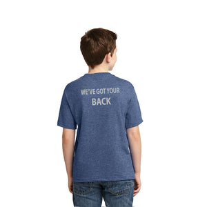 We've Got Your Back Youth T-Shirt - LIMITED QUANTITY