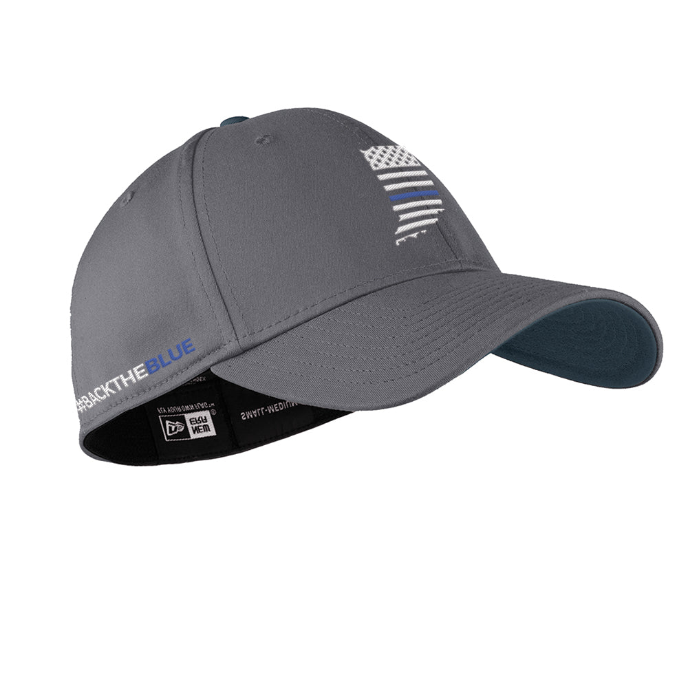 Thin Blue Line Indiana New Era® Interception Cap