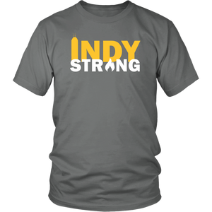 Indy Strong - Fire Edition