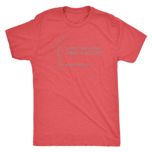 Indy Strong Victory Triblend Tee