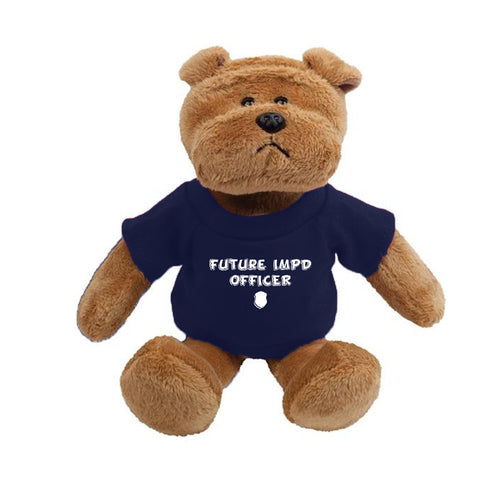 Future IMPD Officer Plush Dog