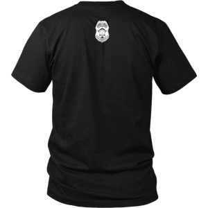 Officer Breann Leath Memorial T-shirt - Black