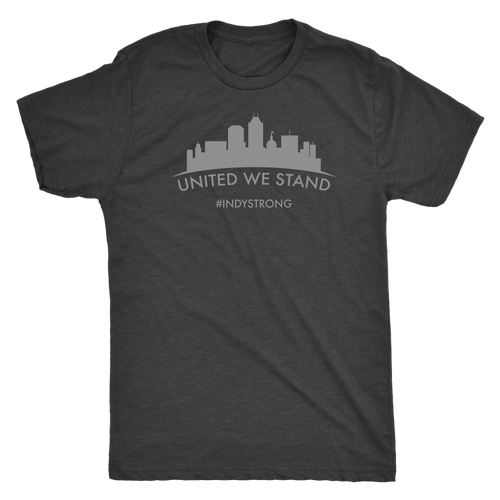 Indy Strong United We Stand Triblend Tee
