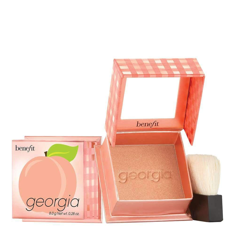 Georgia Golden Peach Blush Blush Benefit Cosmetics