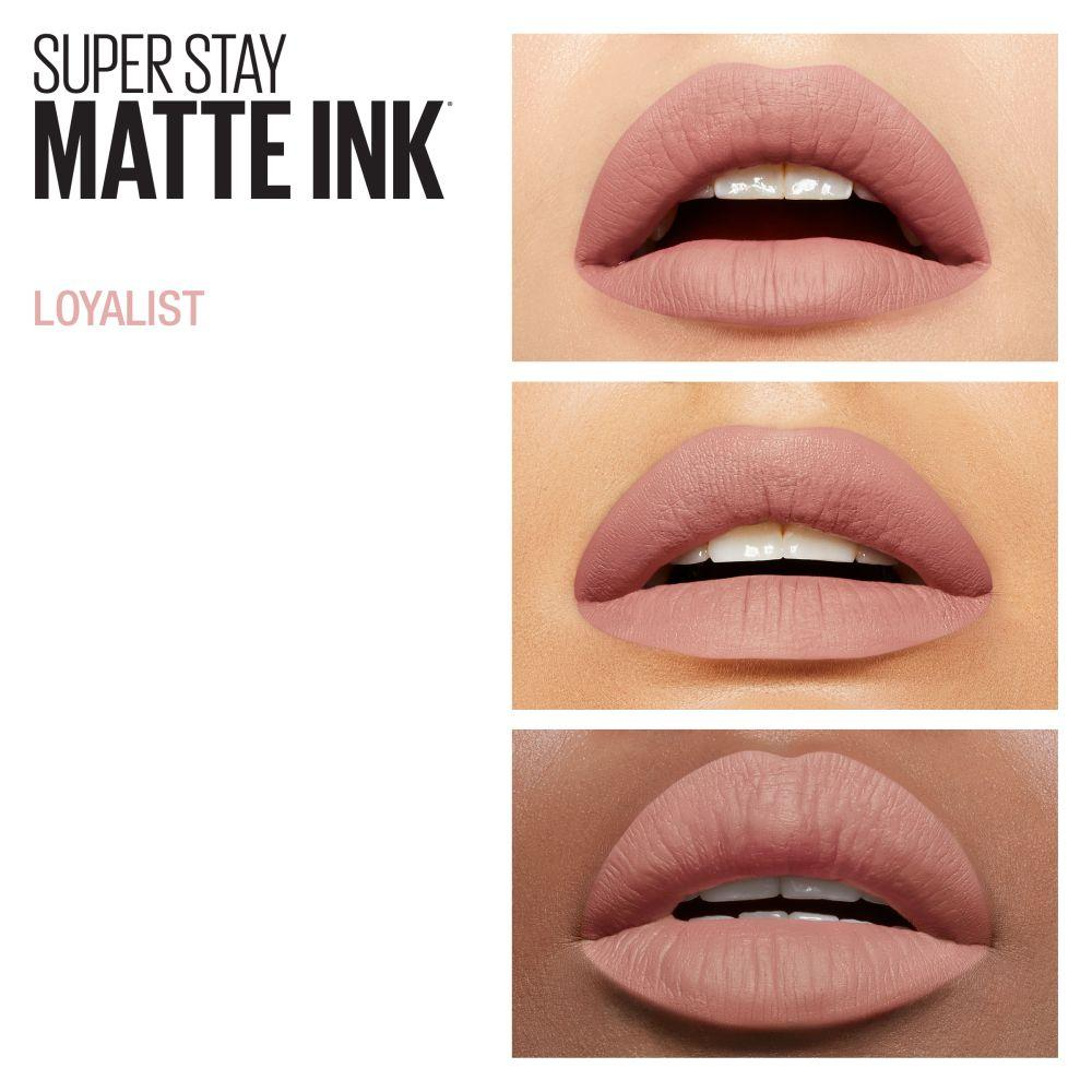 Superstay Matte Ink Liquid Lipstick (19 Shades) Lipstick Maybelline New York