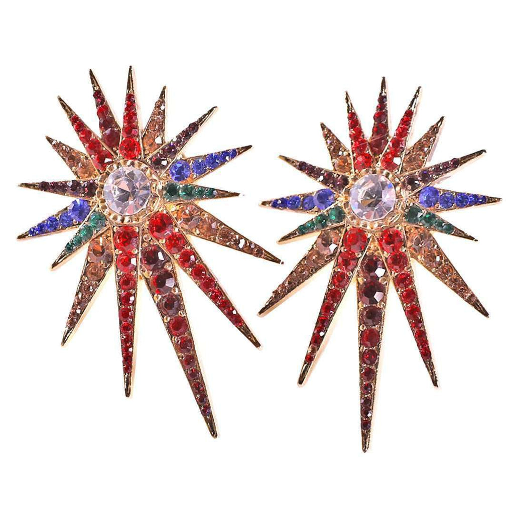 Galactic Earrings - Color Jessica K x Ivy Says