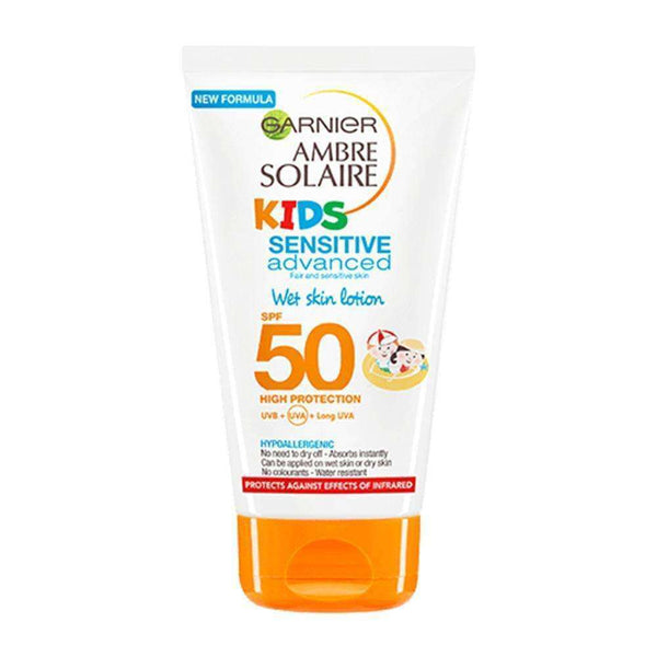 Ambre Solaire Kids Sensitive Sun Cream  SPF50+ 150ML
