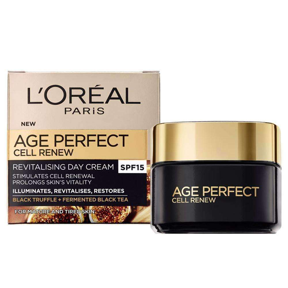 Age Perfect Cell Renew - Day Cream