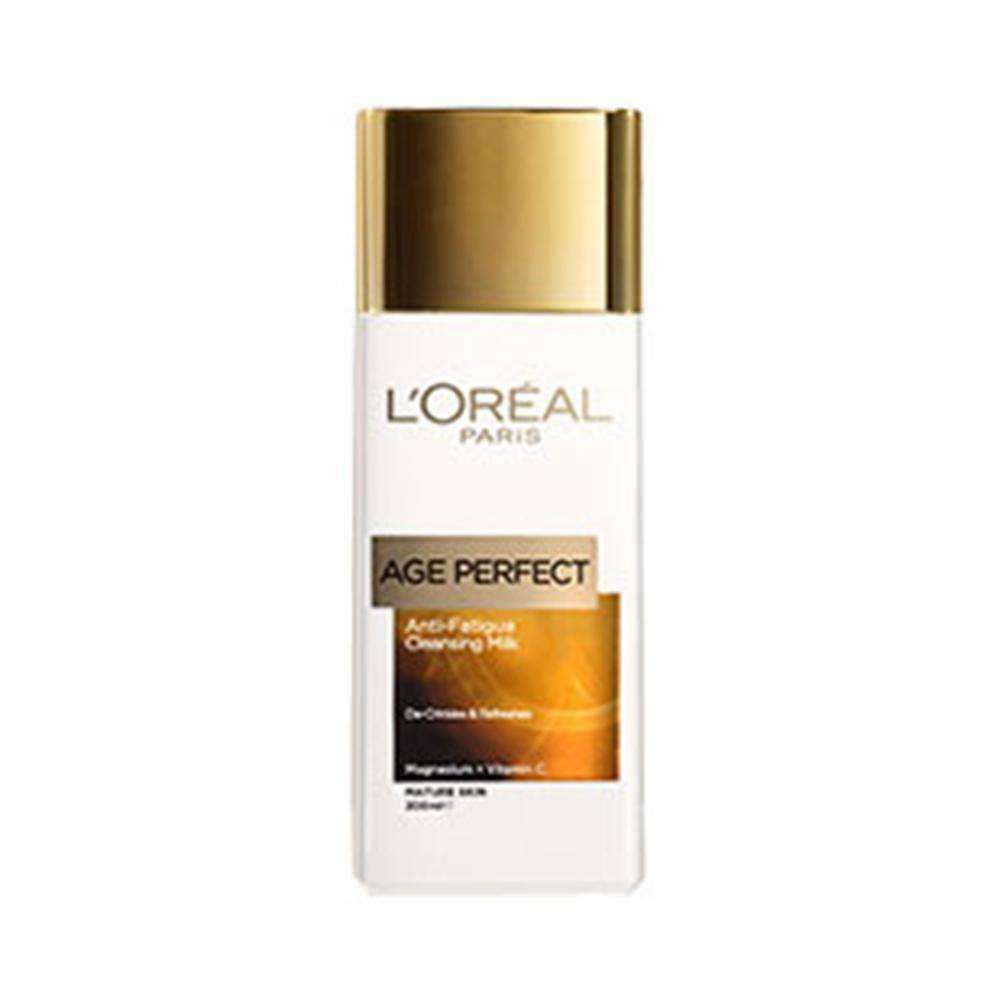 Age Perfect - Cleansing Milk Cleansers & Toners L'Oreal Paris