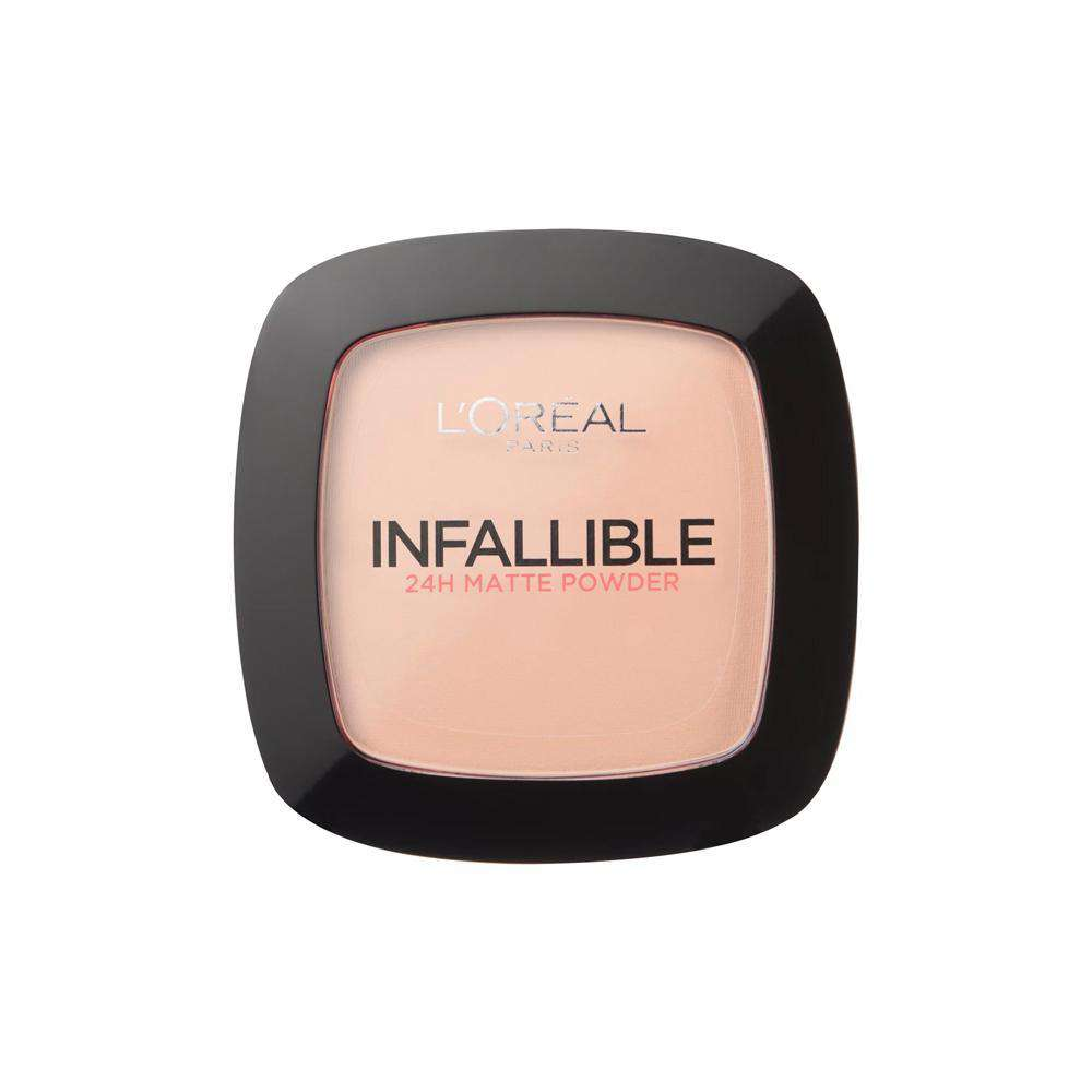 Infallible Compact Powder Foundation (4 Shades) Powder L'Oreal Paris 160 Sand Beige