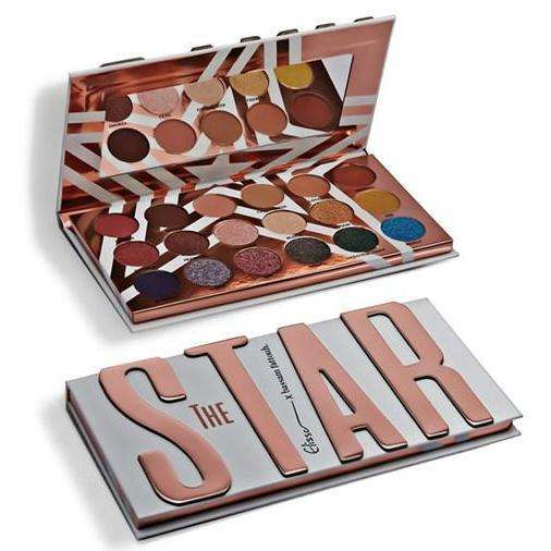 The Star Eyeshadow Palette