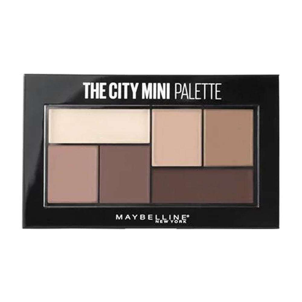The City Mini Palette: Matte About Town